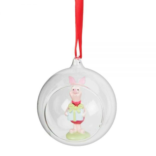 Disney Piglet Christmas Tree Bauble