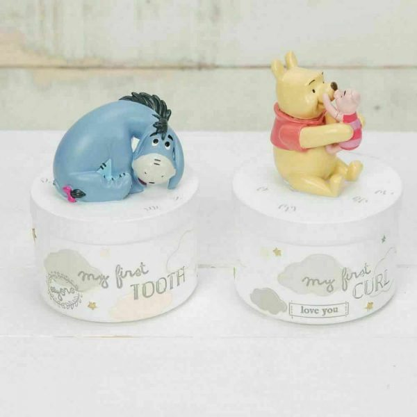 Disney Magical Beginning Tooth & Curl Box