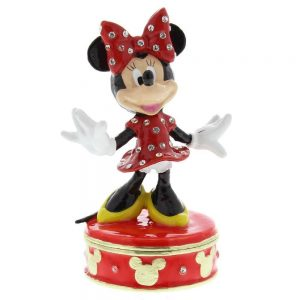 Disney Minnie Mouse Trinket Box