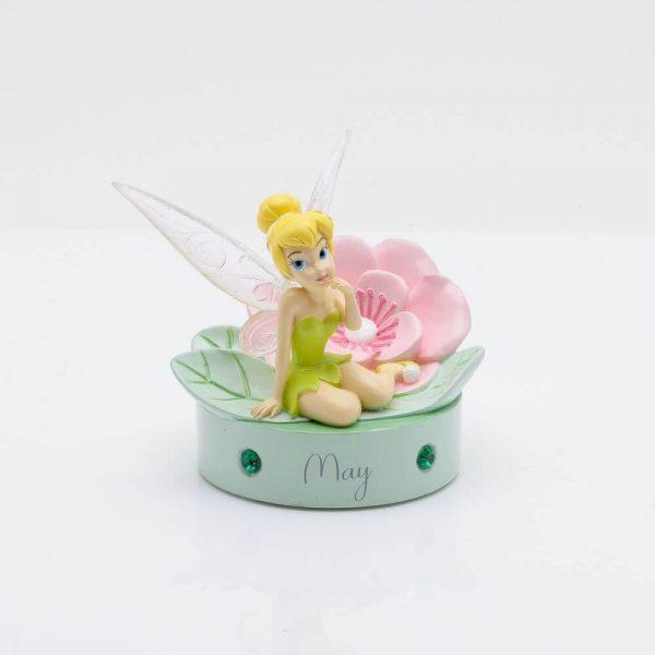 Tinkerbell birthstone may figurine