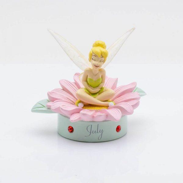 tinkerbell birthstone july figurine