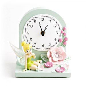 Tinkerbell mantel clock